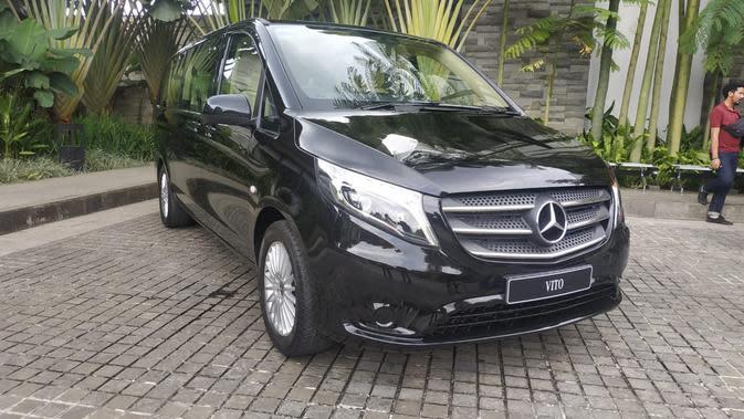 Mercedes-Benz Vito (Arief/Liputan6.com)