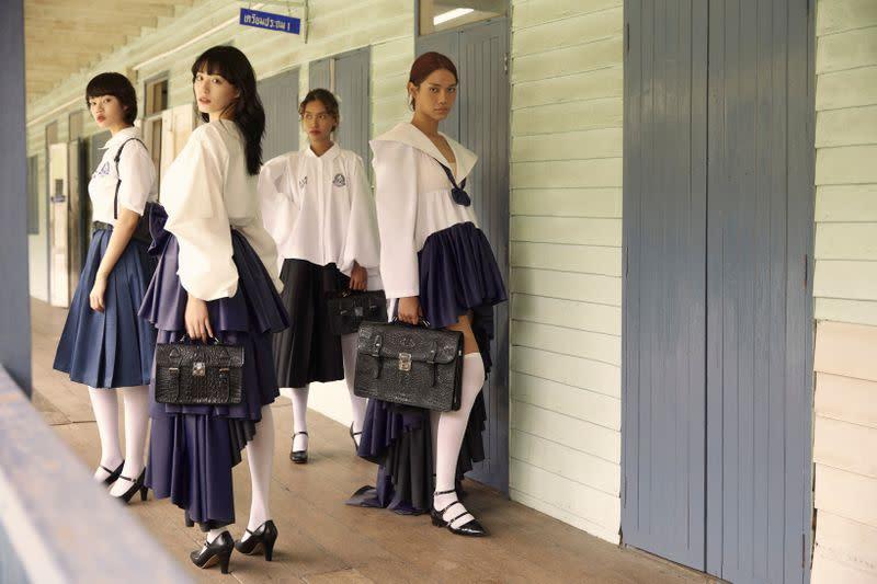 Thailand's 'rule breaker' school uniforms challenge tradition