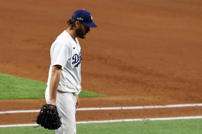 Dodgers blow as Kershaw scratched from game two