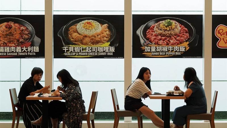 餐廳內用開放免隔板,是否會影響你到餐廳內用的意願?