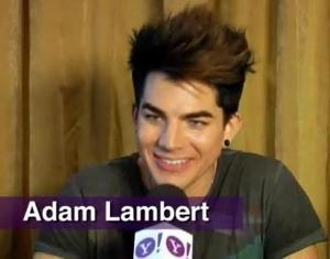 Adam Lambert Talks Past Grammy Fashion Faux Pas, Bruno Mars Collabo, Queen Rumors