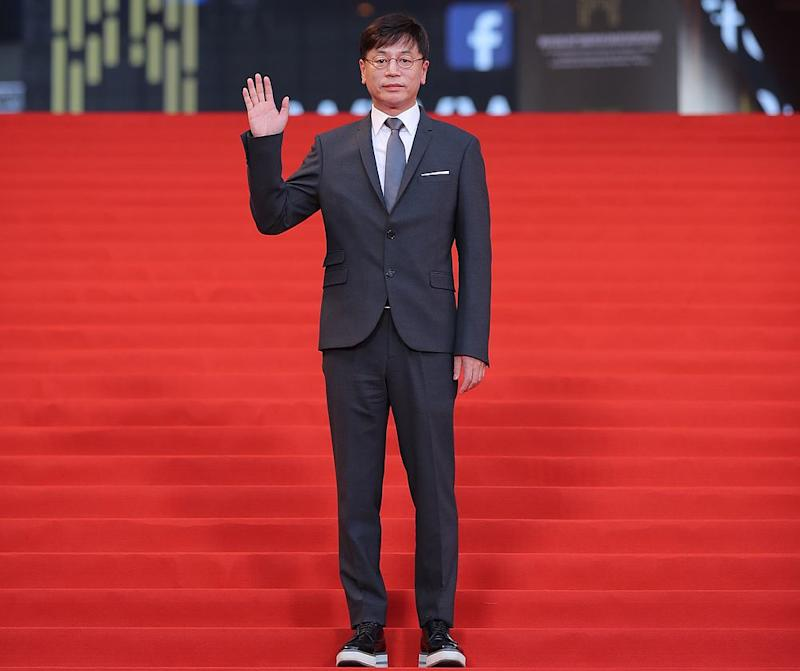 South Korean director Kim Yong-Haw — Picture courtesy of Iffam