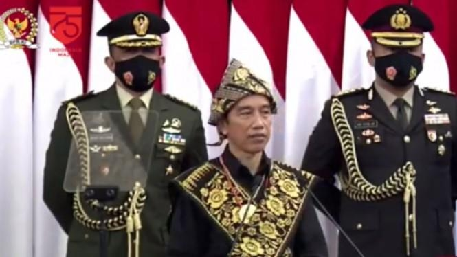 Jokowi Siapkan Rp796,3 Triliun untuk Transfer ke Daerah dan Dana Desa