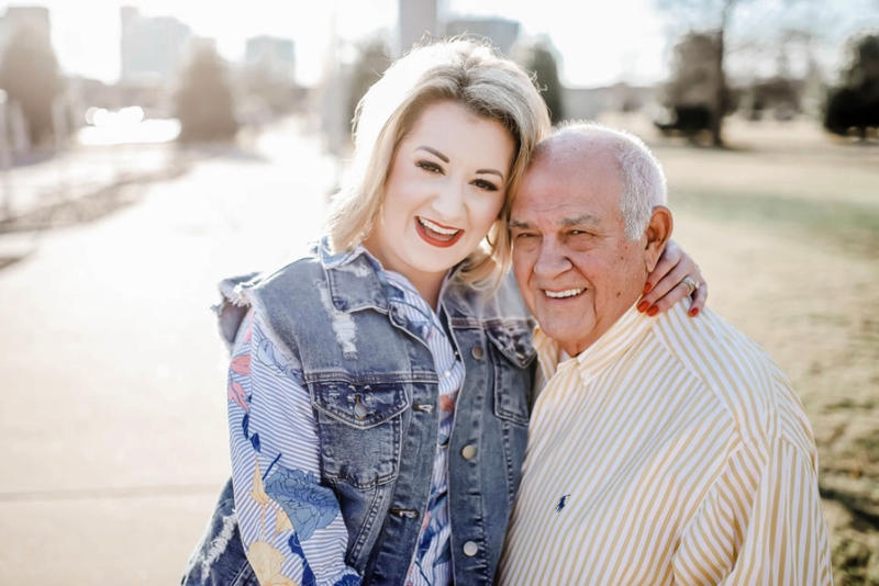 Alexia, 24, married Charles, 79, despite 55-year age gap
