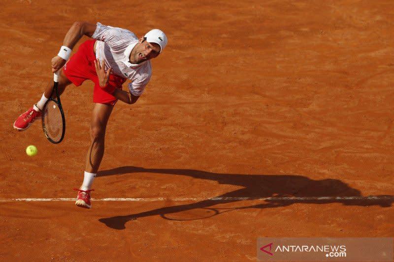 Djokovic selangkah lagi juarai Italian Open 2020