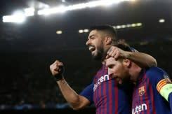 Atletico Madrid umumkan pembelian Luis Suarez dari Barcelona