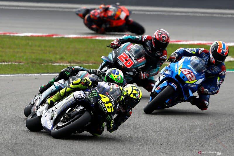 """Akhir Juli """"deadline"""" MotoGP putuskan jadwal balapan di luar Eropa"""