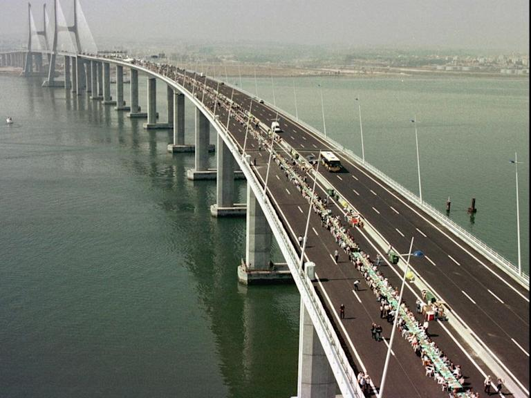 Widescreen: Longest bridges in world