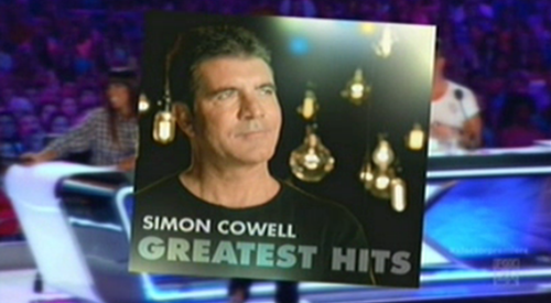 It's Time to Face the Music: Simon Cowell Finally Sings!