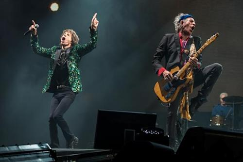 Woman Gives Birth During Rolling Stones' Set at Glastonbury Festival