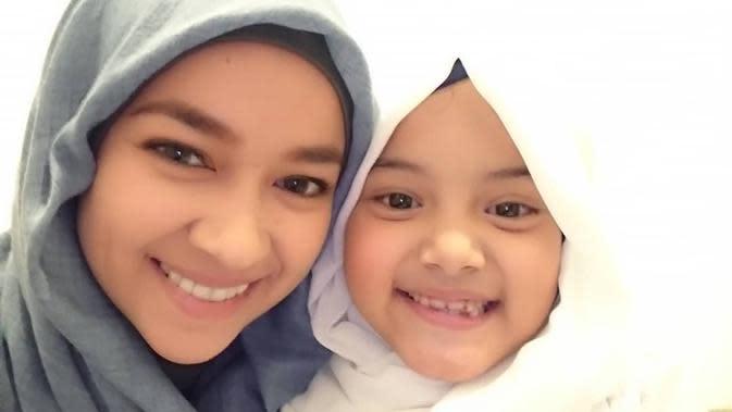 Potret Gemas Fatimah Az-Zahra. (Sumber: Instagram.com/fatimah_neng_azzahra)