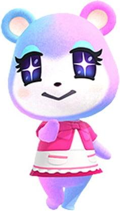 Animal Crossing New Horizons Judy