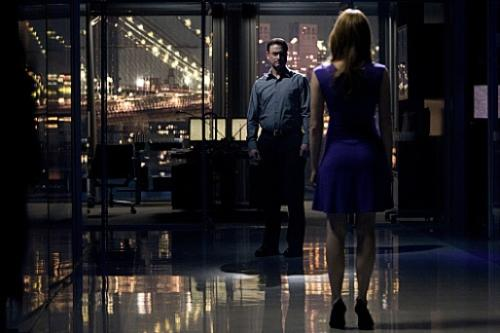 Exclusive CSI: NY Finale Sneak Peek: Claire Returns – to Usher Mac Into the Afterlife?