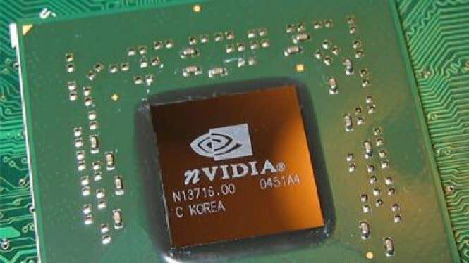 Gak Cuma Buat Main Game, NVidia Juga Bisa Tumpas Virus