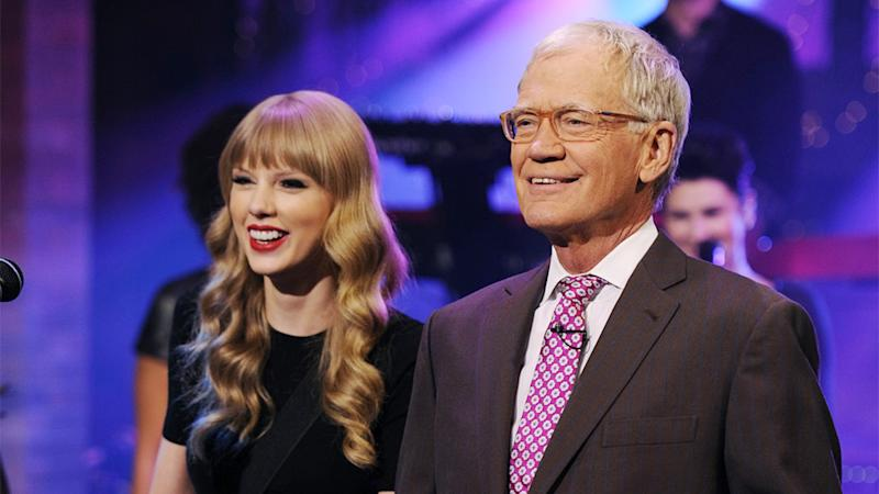 David Letterman Stays Above the Viral Video Fray