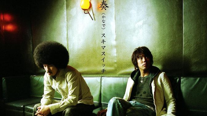 Duet Sukima Switch asal Jepang. (kazelyrics.com)