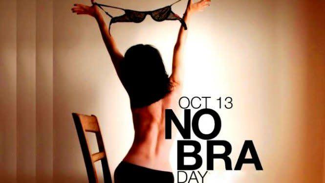 Tak Bermakna Mesum, Ini Pesan Penting #NoBraDay