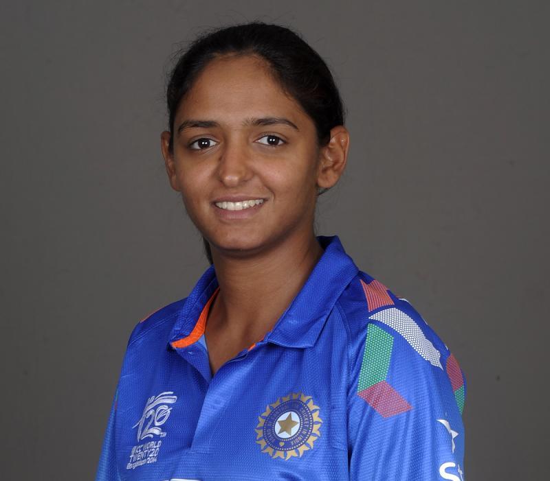 Harman Preet Kaur, Captain of the Indian Women's T20 Cricket team