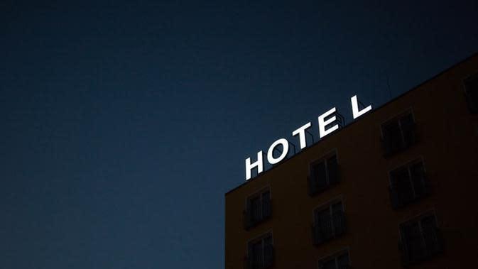 ilustrasi hotel. (dok. unsplash/Novi Thedora)