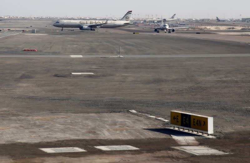 International arrivals to Abu Dhabi must wear COVID-19 tracking device
