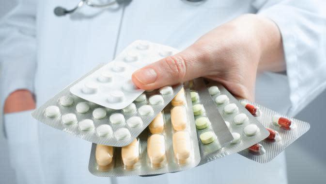 Pemberian Antibiotik oleh Dokter / Sumber: iStock