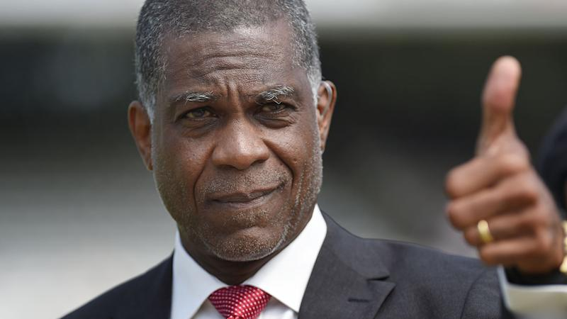 Michael Holding, pictured here at Lord's in June. (Photo by Visionhaus/Corbis via Getty Images)