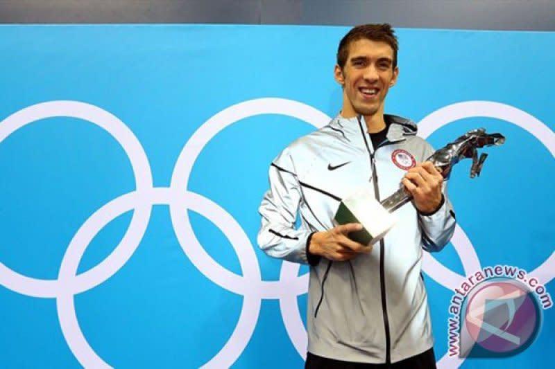 Olimpiade ditunda, Michael Phelps ajak atlet jaga kesehatan mental