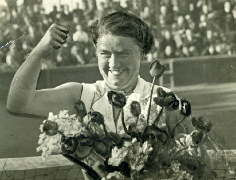 'Jed': Last Polish woman to reach French Open final