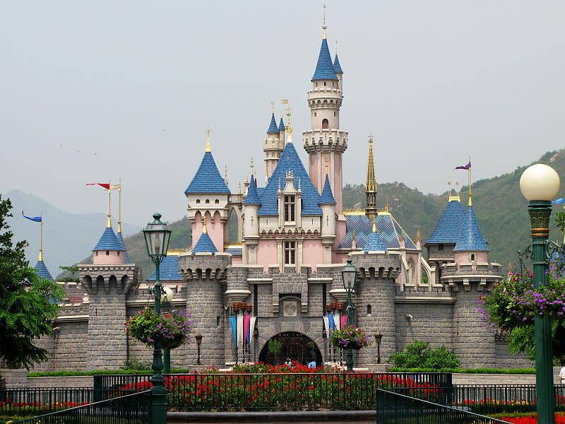 香港迪士尼樂園 (Hong Kong, Hong Kong Disneyland)
