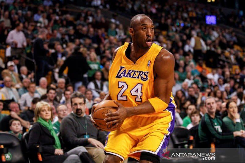 Kisah Kobe Bryant akan dibuat film atau serial dokumenter