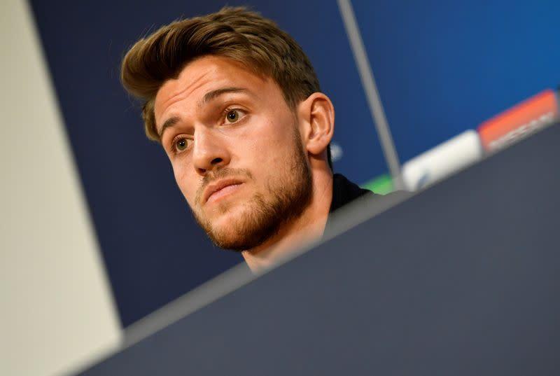 Sepak bola': Pemain Juventus Rugani positif virus corona