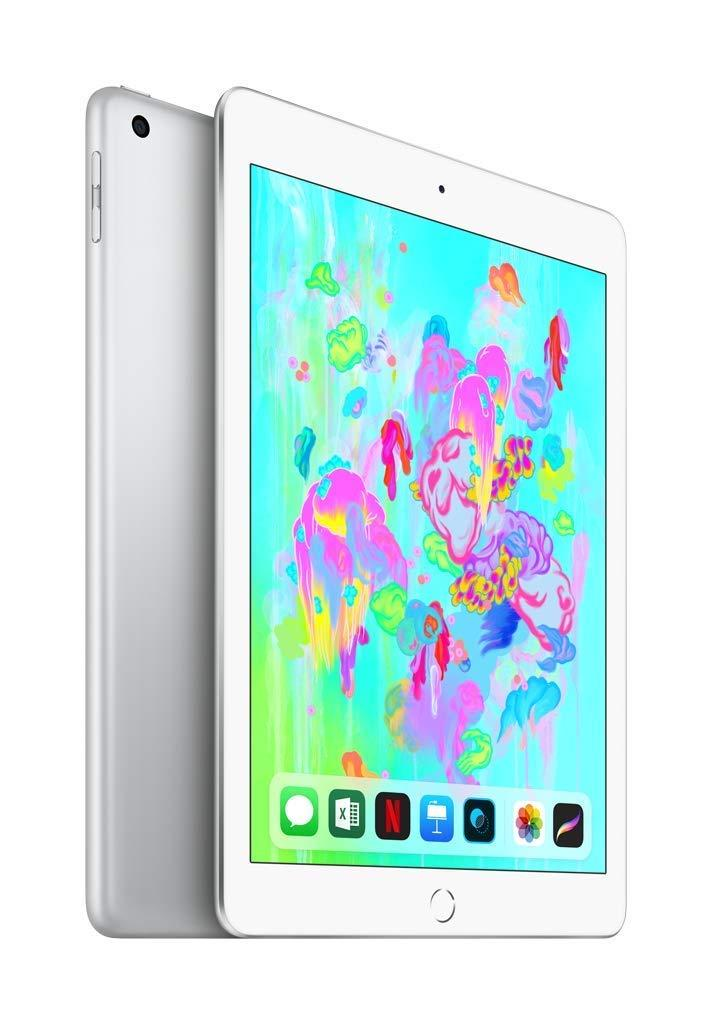 Apple iPad with WiFi, 32GB (available in Gold, Silver and Space Gray). (Photo: Amazon)