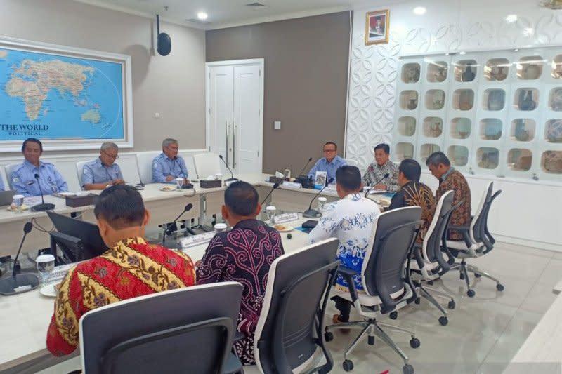 Edhy Prabowo sebut Bangka Tengah strategis bagi pengembangan perikanan