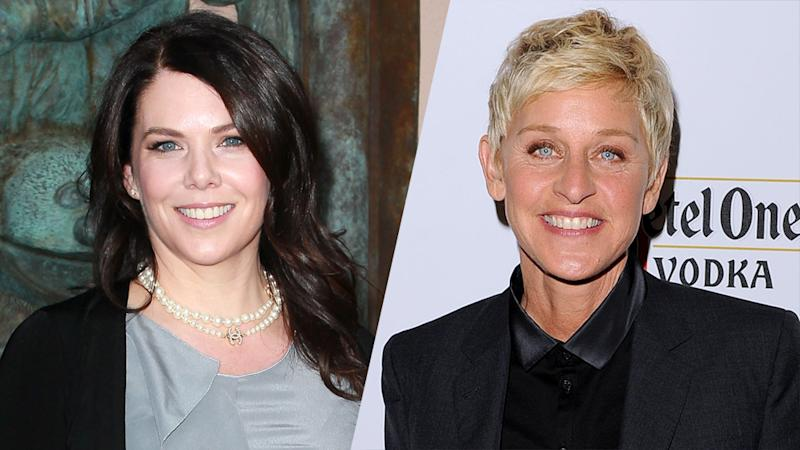 Lauren Graham to Write CW Project with Ellen DeGeneres Producing