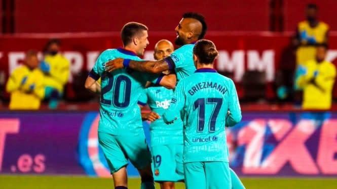 VIDEO: Villarreal Vs Barcelona, Hujan Gol di La Ceramica