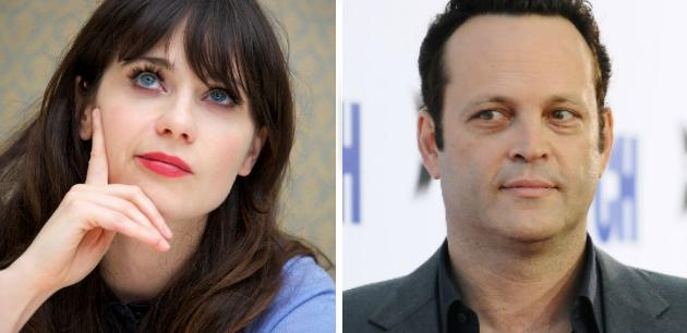 What If Vince Vaughn And Zooey Deschanel Starred In 'Silver Linings Playbook'?