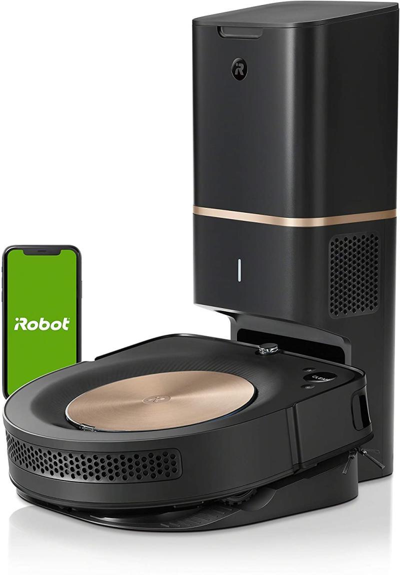 iRobot Roomba s9+. (Image via Amazon)