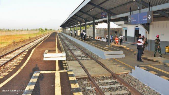 PT KAI Perpanjang Jalur Kereta Siliwangi Sukabumi hingga Cipatat