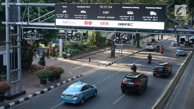 Pemkot: ERP di Tangerang Baru Kajian BPTJ