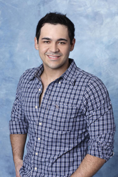 """The Bachelorette"" Season 9 - Diogo"