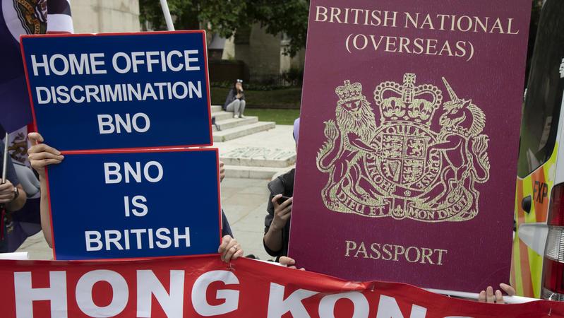 如果你合資格申請或已持有BNO,你會否離開香港,移民外國?