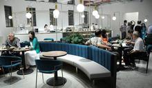 南美館溫故知新咖啡館 室內設計獲國際獎項肯定 (圖)