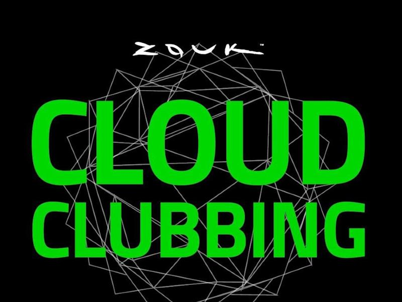 Turn it up and have a blast with Southeast Asia's first cloud clubbing livestream!
