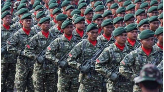 TNI Tidak Bisa Berdagang, Cina Tidak Bisa Masuk Tentara, Salah Siapa?
