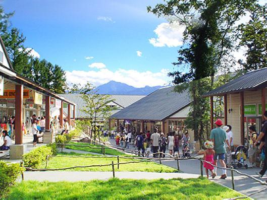 八岳Resort Outlets