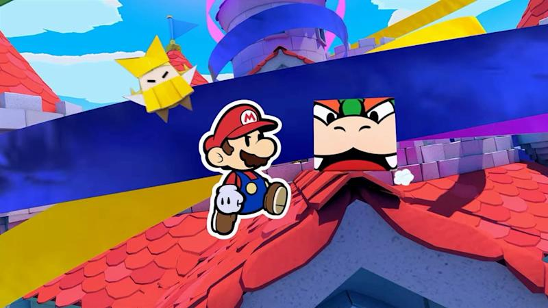 Nintendo will fix a game-breaking bug in Paper Mario: The Origami King