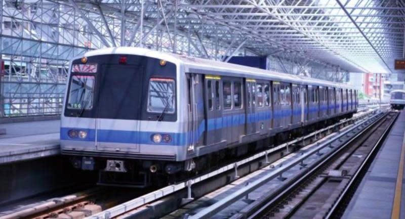 ▲台北捷運。(圖/取自台北捷運臉書)