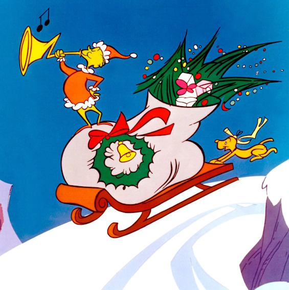 """Dr. Seuss' How the Grinch Stole Christmas"" on ABC Sunday, 12/18 at 8pm"