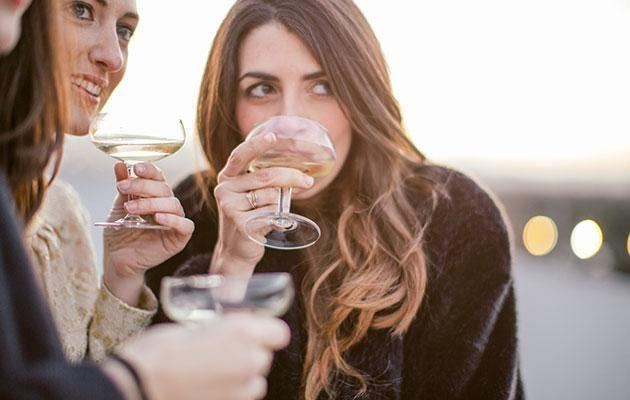 One mum talks about quitting drinking. Photo: Getty