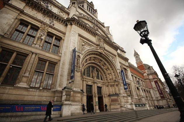 How the Victoria and Albert Museum Filled Its Rooms